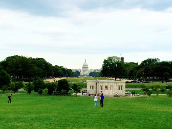 National Mall: Capital hill and beyond