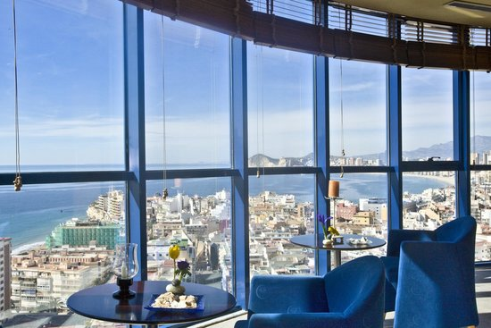 Hotel Madeira Centro: Sala Mirador en Planta20