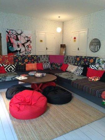 Soul Kitchen Junior Hostel: Livin Room