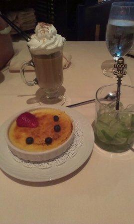 Fogo de Chao Brazilian Steakhouse : Dessert