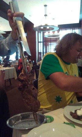 Fogo de Chao Brazilian Steakhouse : Meat