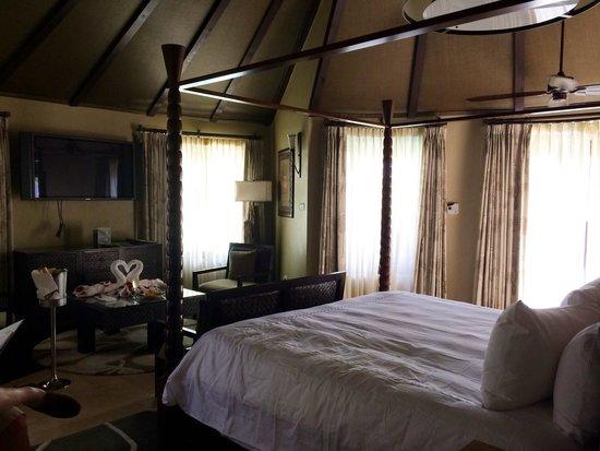 Sandals Grande St. Lucian Spa & Beach Resort: The suite