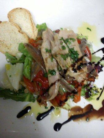 El sueño de Laura Restaurante: Todo riquísimo