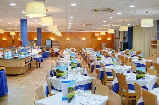 RV Hotel Ametlla Mar: Restaurante