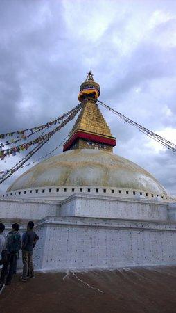 Boudhanath Stupa: 佛塔