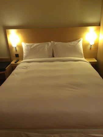 Ibis Riyadh Olaya Street: Comfy Bed