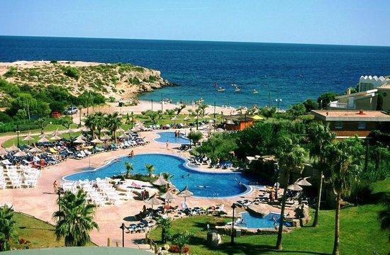 RV Hotel Ametlla Mar: Vista general