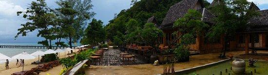 Santhiya Koh Yao Yai Resort & Spa : The place to eat