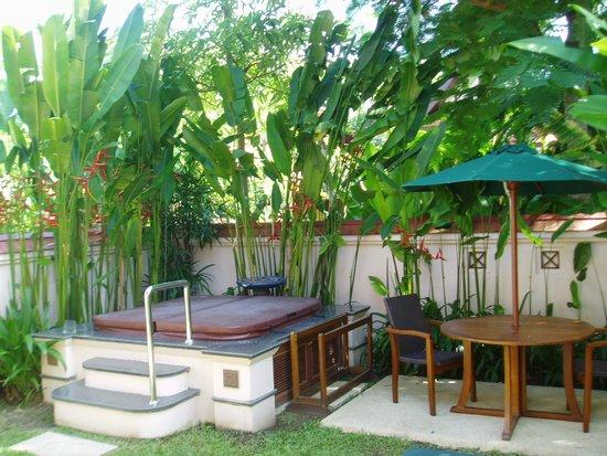 Banyan Tree Phuket: Jacuzzi Villa