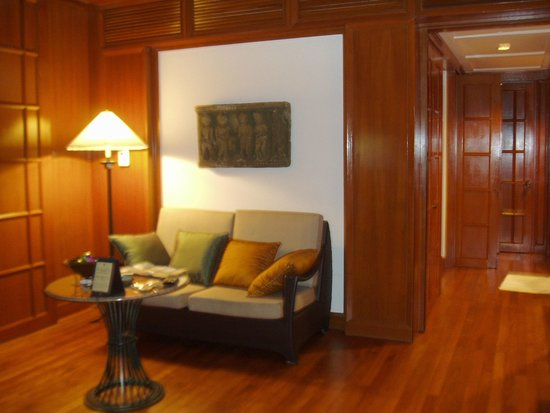 Banyan Tree Phuket: Woody Room