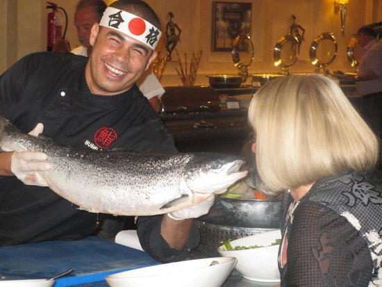 Premier Le Reve Hotel & Spa (Adults Only): I've kissed worse in my time !!