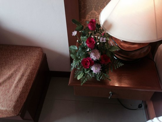 Baumanburi Hotel: Beautiful gift to my wife to be