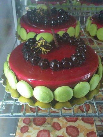 Isola Delle Femmine, Włochy: torta frutta