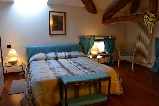Bed and breakfast Villa Gloria: Double room