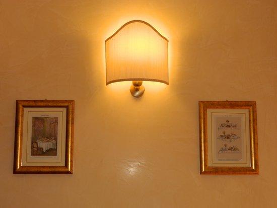 Bed and breakfast Villa Gloria: dining room
