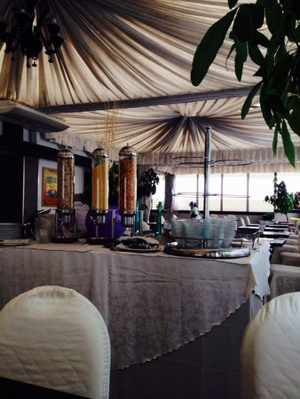 Esh Executive Style Hotel: SALA COLAZIONI ESH