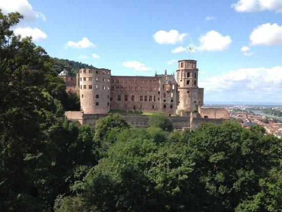 Castillo de Heidelberg: Castello