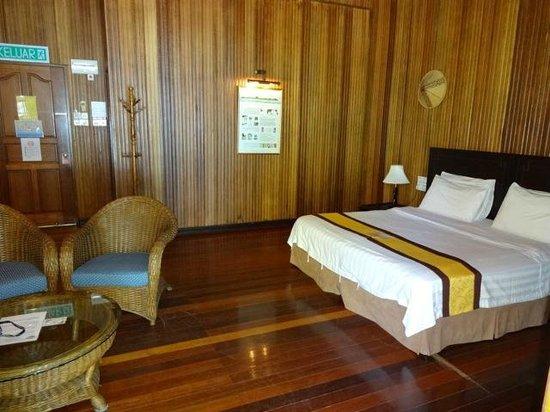 Pom Pom Island Resort & Spa: beach villa 3