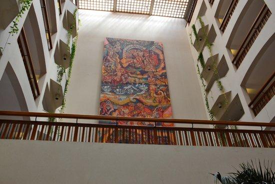 St Raphael Resort: inside St. Raphael