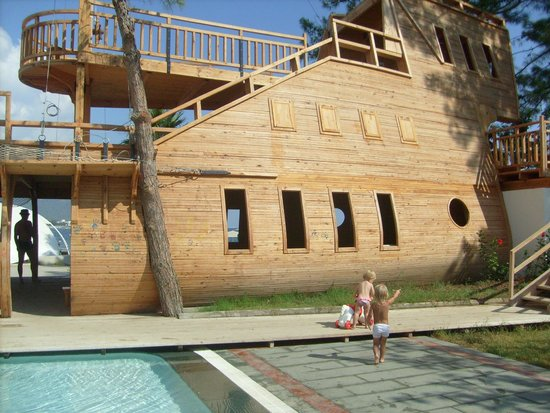 Club Phaselis Holiday Village: kids club