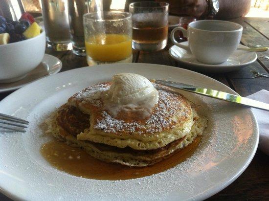 The Raleigh Miami Beach: pour les kilos supers pancakes