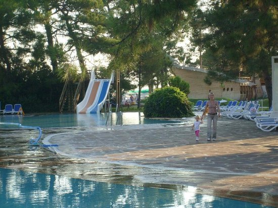 Club Phaselis Holiday Village: hotel
