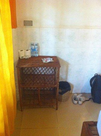 Mad Monkey Hostel Siem Reap: My bedroom