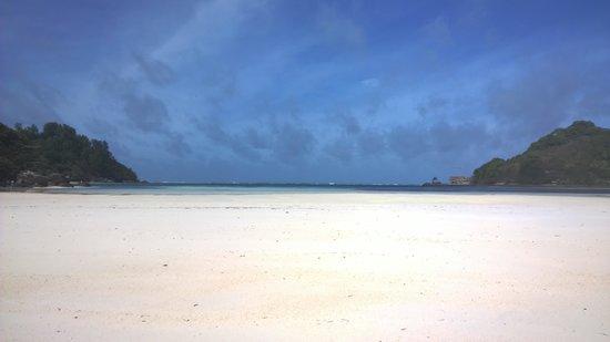Enchanted Island Resort: Long beach
