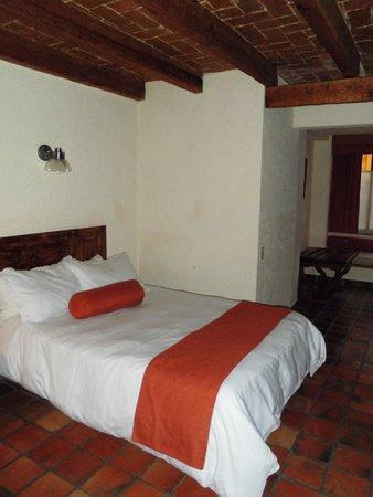 Hotel Ciudad Real Centro Historico: Номер