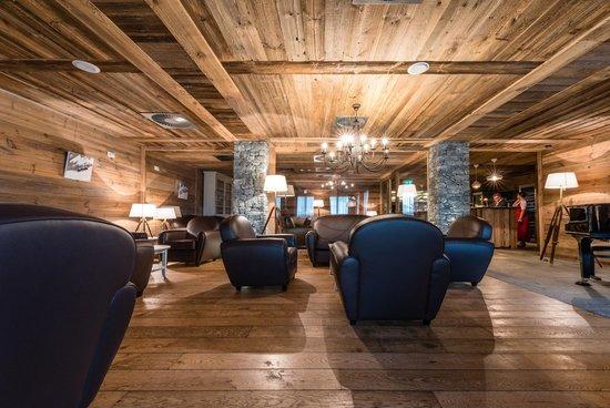 Hotel Nendaz 4 Vallees & Spa : Piano bar