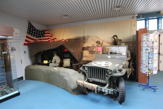 Musee du debarquement : Museo Sbarco