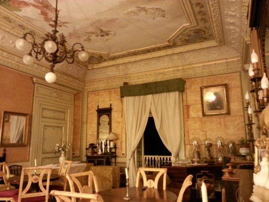 Casa Raffaele Conforti: центральный салон