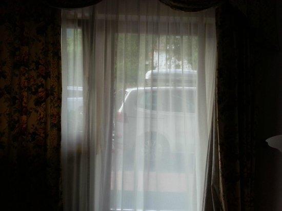 Hotel Winkler: la finestra della 101