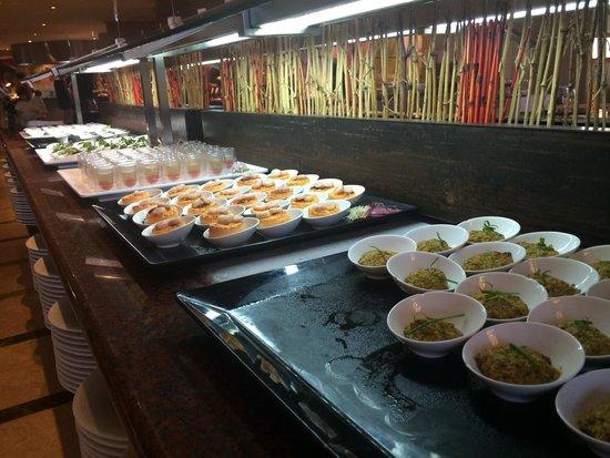 Protur Biomar Gran Hotel & Spa : Buffet