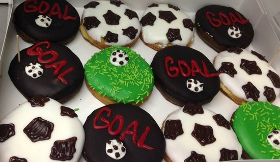 O'DoodleDoo's Donuts: SOCCER
