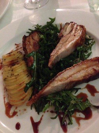 Piccolo Cucina: Pork belly!!!!!!! Delish!