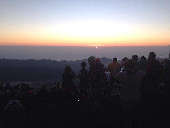Mount Batur: Sunrise mt. Batur