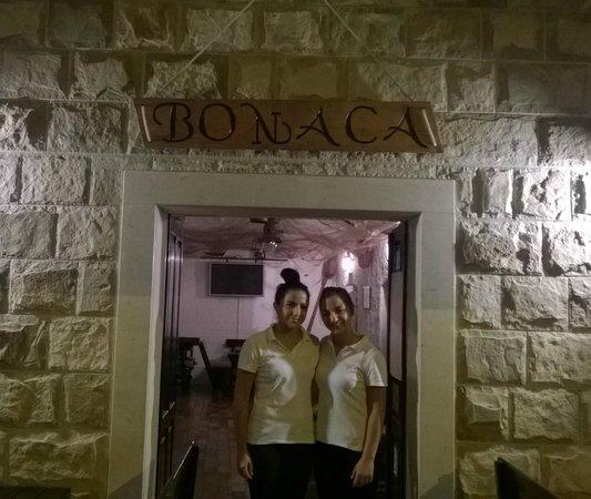 Konoba Bonaca: BRAVE E SIMPATICHE