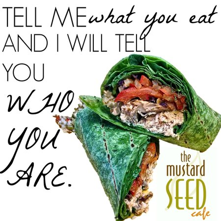 Mustard Seed Cafe and Juice Bar: TMS Cafe