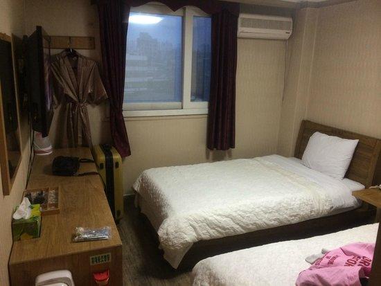 Benikea Hotel Flower: 室内