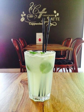 Coffeelicious: Mojito Alcohol free