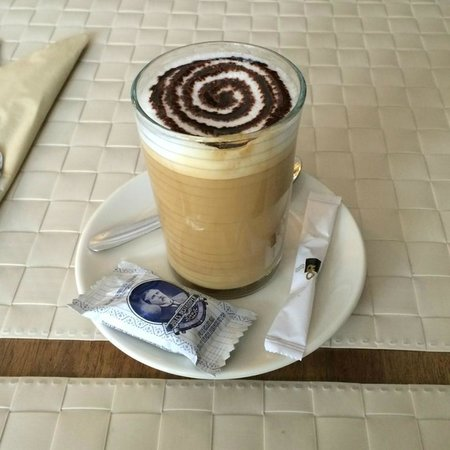 Coffeelicious: Latte Single