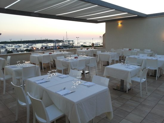 Hotel Grecale : terrazza