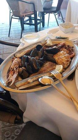 La Santa Maria: Просил половину порции :)