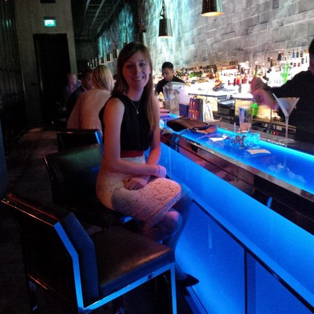 Hakkasan: Amazing drink selection