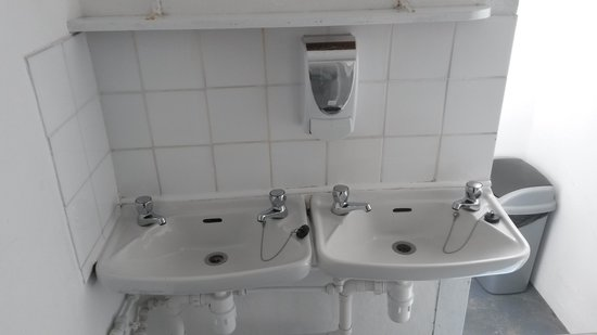Ruthern Valley Holidays: toilets