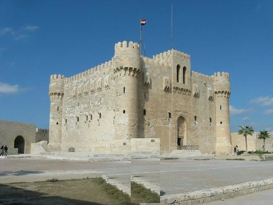 Fort Qaitbey: kayıtbay kalesi