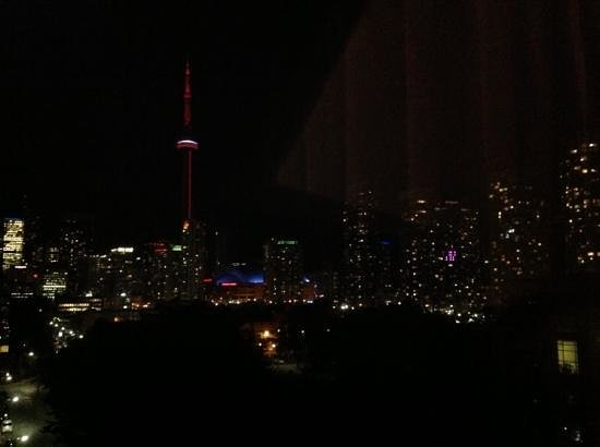 Thompson Toronto - A Thompson Hotel: view from room