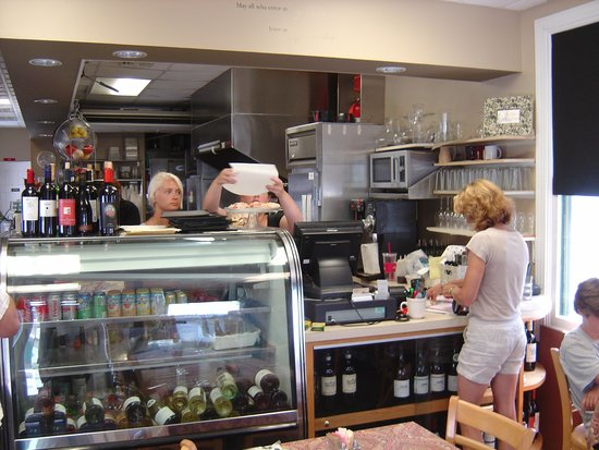 The Kitchen Restaurant, Rock Hall, MD - Picture of The ...