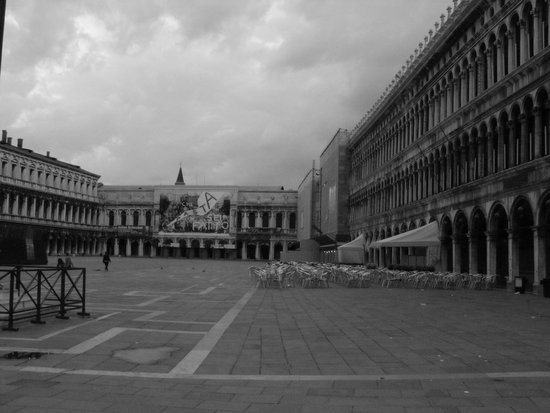 Piazza San Marco (Place St Marc) : Snt Marks square